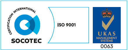 ISO 9001-ISO 14001  Certified